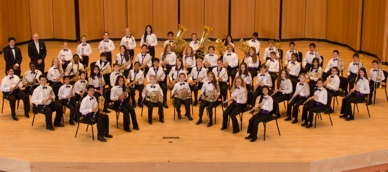 McCracken Middle School Symphonic Band
